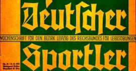 """""""Deutsche Sportler"""""""